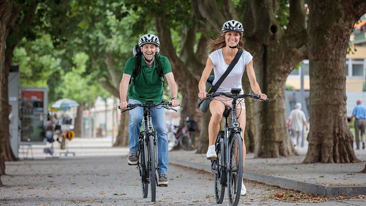 マイクロサイト「シェフラーの自転車ソリューション」