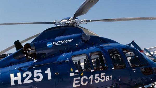 軍事用途:ユーロコプター