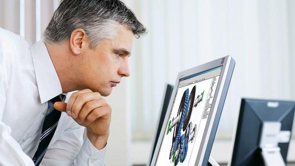 シェフラーでは、軸受の計算や設計など、パートナーとしての共同作業を重視しています。