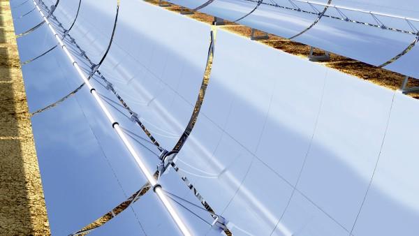 集光型太陽熱発電所