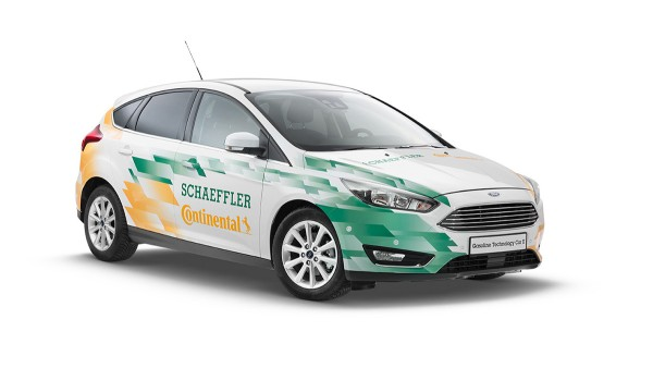 ガソリンテクノロジーカーII(GTC II)コンセプト車両