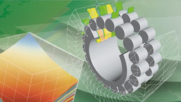 シェフラーが生み出したBEARINXは、シャフトシステム内のころがり軸受およびリニアガイドシステムの計算のための最先端プログラムのひとつです。
