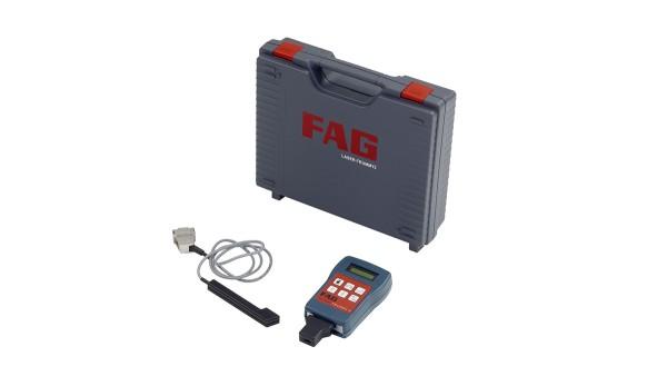 シェフラーの保守製品:ベルトテンション測定装置