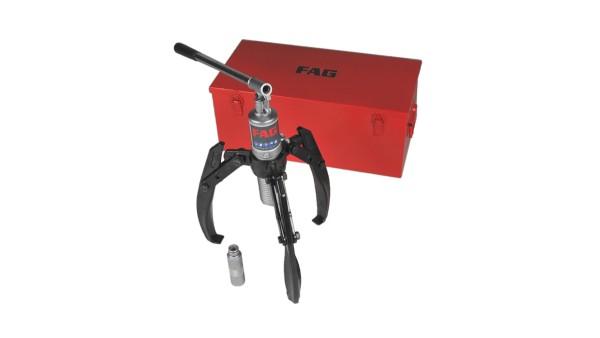 シェフラーの保守製品:機械式工具、油圧式エキストラクター