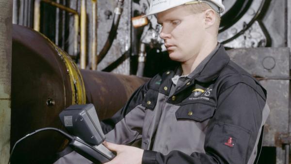 シェフラーの状態監視:内視鏡検査