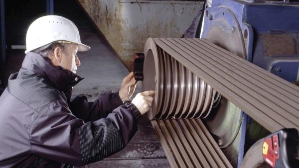 シェフラーのメンテナンスサービス:バランス調整および調心