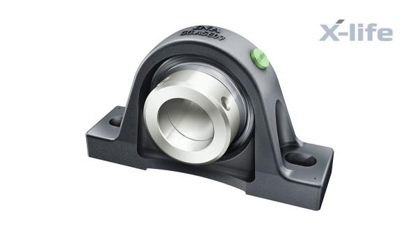 シェフラーのころがり軸受とすべり軸受:INAラジアルインサート軸受ハウジングユニット、適合規格:DIN