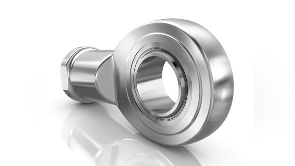 シェフラーのころがり軸受とすべり軸受:ELGOGLIDE使用ロッドエンド