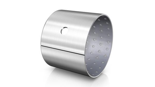 シェフラーのころがり軸受とすべり軸受:金属/ポリマー複合材すべり軸受