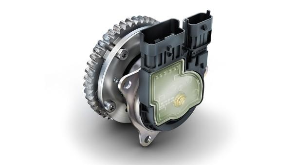 電気機械式カムシャフトフェージングユニット